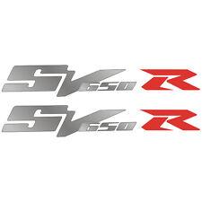 2 Stickers SUZUKI SV 650 R - 30cm x 5cm