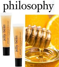 Philosophy Orange Jelly Bean High Gloss High-Flavor Lip Shine 14g New