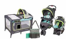 Baby Stroller Car Seat  Infant Toddler Nursery Playard,Travel System New
