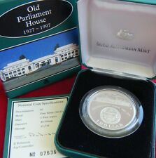 1997 Old Parliament House $1 1oz Silver Proof Coin  - Royal Australian Mint