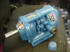 New Tuthill 25A gear driven lobe semi-sanitary process pump liquid oil ink