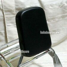 Backrest Sissy Bar Cushion Pad Honda Shadow Spirit VT 750 VLX VT 600 Deluxe 400