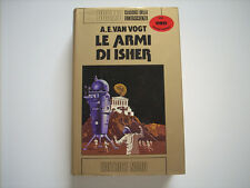 """NORD COSMO ORO - """"LE ARMI DI ISHER"""" ALFRED E. VAN VOGT - OTTIME CONDIZIONI"""