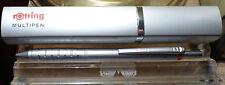 Rotring Multipen, Trio-Pen, Axtensi. 2 Kugelschreiber blau,rot und Bleistift 0,5