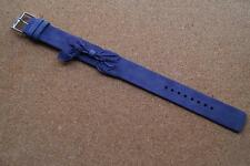 NEW REAL LEATHER MAUVE TED BAKER 18MM WATCH STRAP WITH BOW STAINLESS BUCKLE