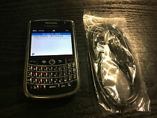 BlackBerry Tour 9630 - Black (BELL Mobility) Smartphone~SMALL SMUDGE FREE SHIP