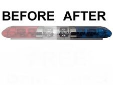 Police Car Light Bar Strobe Cleaner Restorer Repair Erases Yellow and Haze