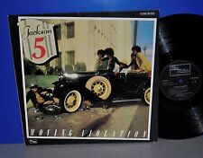 The Jackson 5 five Moving Violation D '75 Tamla Motown 1st press M- Vinyl LP