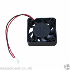 12V DC FAN BRUSHLESS 40MM X 10MM DIY VENTILATION VAN CAMPER BOAT MARINE PC CPU