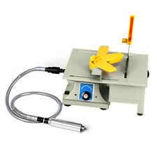 Gem Jewelry Rock Polishing Buffer Machine Bench Lathe Machine & Polisher 220V