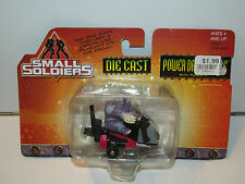 SMALL SOLDIERS DIE CAST SET 'POWER DRILL CYCLE' MOSC 1998 KENNER DISNEY