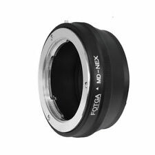 FOTGA Minolta MD/MC Lens To Sony E Mount NEX3 NEX-5 5R 5N 5C NEX-6 NEX-7 Adapter