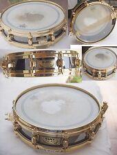 """Rullante Mapex serie limitata Brass Master 14 x 4,5"""" in ottime condizioni"""
