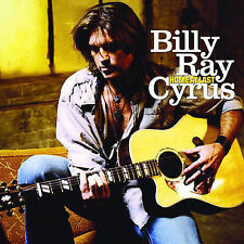 Audio CD Home At Last - Billy Ray Cyrus - Free Shipping