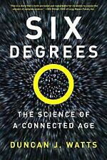 Six Degrees: The Science of a Connected Age (Open Market Edition), Watts, Duncan