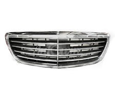 MERCEDES BENZ S-CLASS W221 CHROME FRONT GRILLE ORIGINAL GENUINE OEM