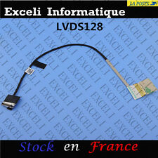 LCD LED PANTALLA VÍDEO CABLE PLANO FLEXIBLE DISPLAY Toshiba Satellite P55W-B5112
