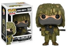 Funko - POP Games: Call of Duty - Ghillie Suit All Ghillied Up
