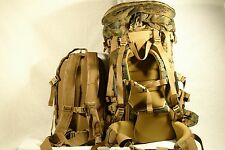 NEW Genuine USMC Marpat Gen II 2 ILBE Main Pack Assault Pack Hydration System