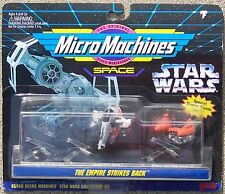 1994 Galoob Star Wars Micro Machines Collection #5 Empire Strikes Back ON CARD