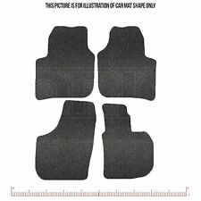Skoda Superb 2008 onwards Premium Tailored Car Mats set of 4
