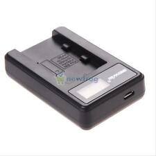LCD USB Battery Charger For SONY Sony NP-FV70 NP-FV50 NP-FV30 NP-FV100 NP-FP50