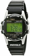 "Timex T77511, Men's ""Expedition"" Chronograph Indiglo Watch, Alarm, T775119J"