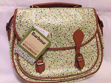 Barbour Satchel Bag Floral Print BNWT **RRP £149!**