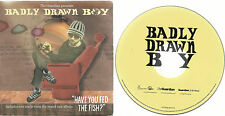 CD Badly Drawn Boy - Have You Fed The Fish (6 Track) Promo - SELTEN - NEUWERTIG!