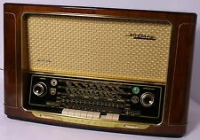 Grundig 4055/56 tubos top radio Tube radio 3ds 5010