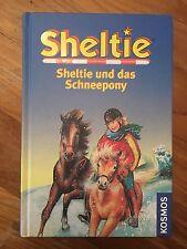 Sheltie und das Schneepony von Clover, Buch Pferdebuch Ungelesen/neu