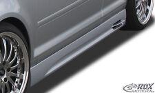 """RDX Seitenschweller AUDI A3 8P 2/3-türer Schweller """"GT-Race"""" Set Spoiler"""