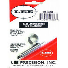 Lee Case Length Gage and Shellholder 300 Savage   # 90138   New!