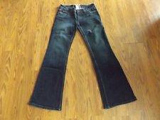 Woman's Dark Wash Jeans BY:Armor Jeans Flare style PERFECT Condition! CUTE Jeans