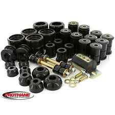 Prothane 88-98 GM C10 C1500 C20 C2500 C30 C3500 Complete Suspension Bushing Kit