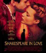 Bande annonce 35mm trailer 1999 SHAKESPEARE IN LOVE I Staunton J Dench R Fiennes