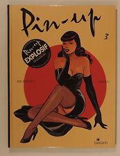 Pin Up 3 Berthet Yann Dargaud EO 1995