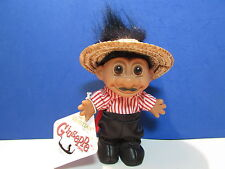 "VENETIAN GIUSEPPE - 5"" Russ Troll Doll - NEW - EXTREMELY RARE"