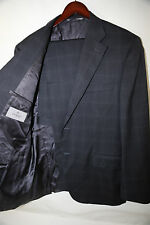 CANALI Two Button Suit Size 46 R  MSRP$1,895