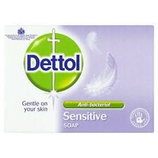 DETTOL ANTIBACTERIAL SENSITIVE SOAP - 100g