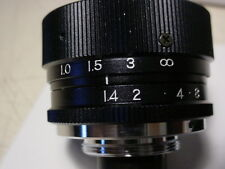 Rolyn Optics 'C' Mount lens 16mm f1.4