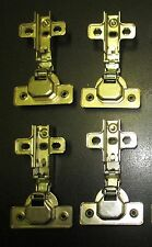 Stam Cabinet Hinges Model #E - 05 - Made in Italy - 4 Pieces