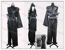 Final Fantasy VII 7 Cloud Strife Cosplay Costume+Gloves+Packet