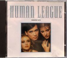The Human League - Greatest Hits (CD 1988)