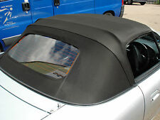 Mazda Mx5 MK2 New Soft Top Vinyl Hood with Glass