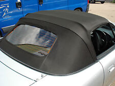 Mazda Mx5 MK2 New Vinyl Hood with Glass