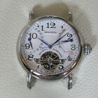 Classic Sea-Gull M171S M172S automatic watch flywheel power reserve & retrograde