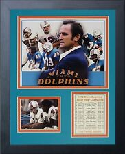 11x14 FRAMED 1972 DOLPHINS PERFECT SEASON SUPER BOWL VII CHAMPIONS 8X10 PHOTO