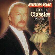 "JAMES LAST ""THE BEST OF CLASSICS UP TO DATE"" CD NEUWARE"