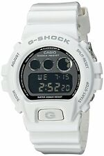 Casio G-Shock DW6900NB-7 Mirror-Metallic White Digital Men's Watch